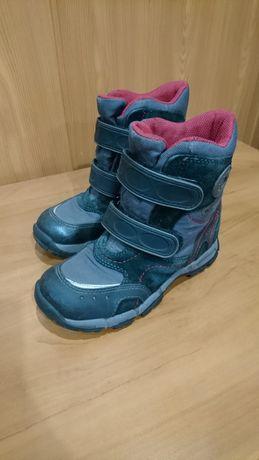 Сапожки, ботинки детские зимние Superfit 30 р, 19 см , Gore-Tex