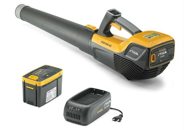 Dmuchawa akumulatorowa Stiga SAB 500 AE zestaw Baras Kościan