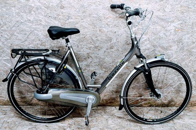 Rower miejski Gazelle Chamonix Ltd Rama 57