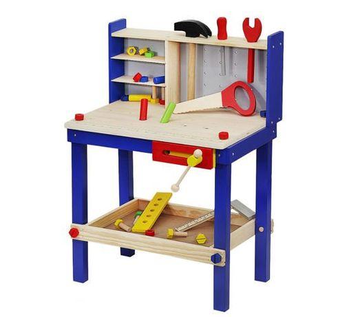 Warsztat drewniany dla dzieci ZDR1051