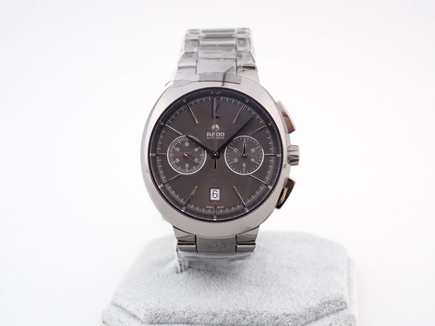 Мужские новые часы Rado D-Star Chronograph 44 мм