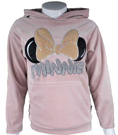 Bluza Minnie różowa dziecko dziewczęca r. 104 - 128
