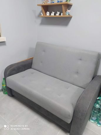 Fotel 2-osobowy rozkładany