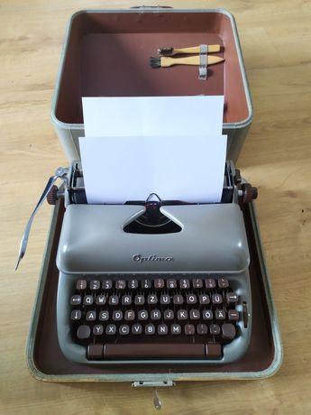 Maszyna do pisania Optima Elite 3 sprawna, antyk