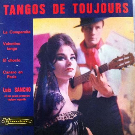 Tangos de Sempre - EP Vinil