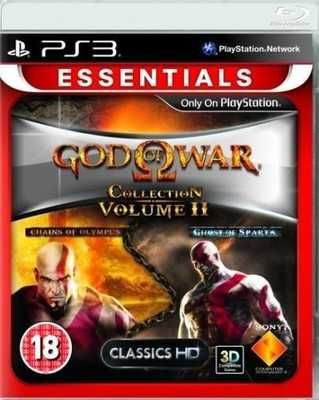 God Of War Collection Volume II PS3/Playstation 3