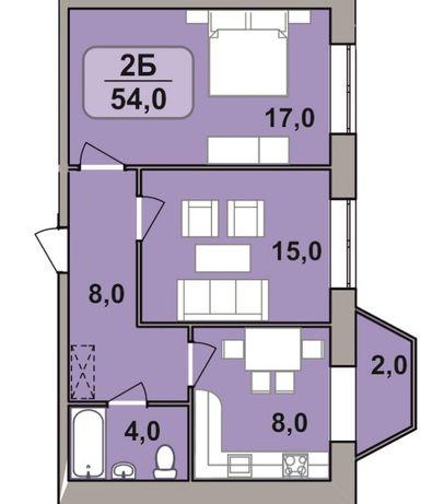 Продам, 2-кімн., 7пов., Центр, Бандери, р-н гот.Надія