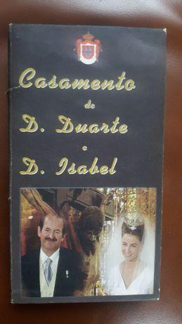 VHS Casamento D. Duarte e D.a Isabel