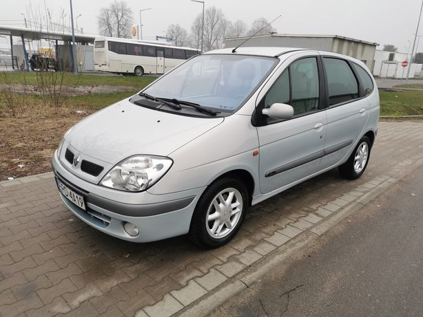 Renault Scenic Benzyna 2002r
