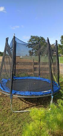 Trampolina ogrodowa Funfit 252cm