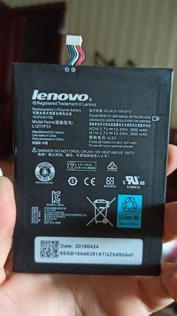 Аккумулятор для планшета Lenovo A1000 IdeaTab / L12T1P33 (3650 mAh) Or