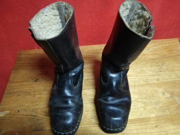 Botas Military Ammann Suisse made