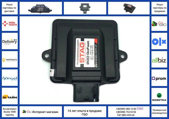 Stag 200 Go Fast блок управления| PS 02-04|Аналог DIGITRONIC|Гарантия