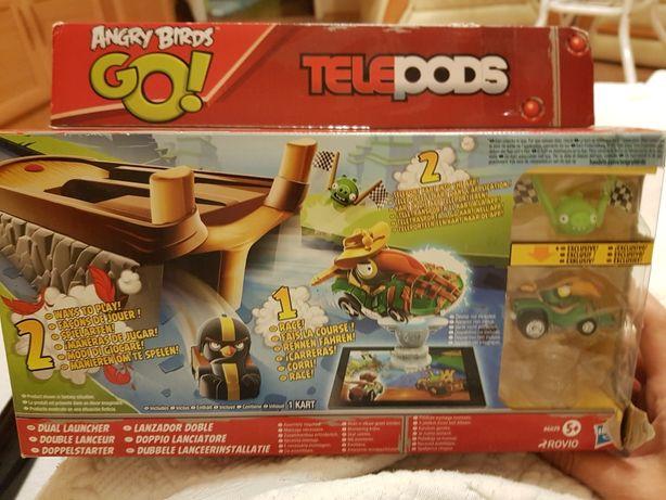Wyrzutnia Angry Birds Go!
