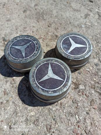 Stare dekielki Mercedes