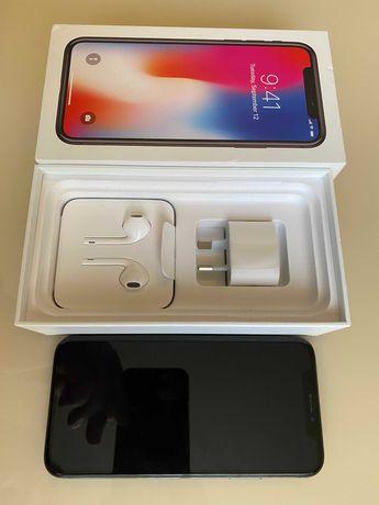iPhone X 10, 256 GB, space gray, неверлок