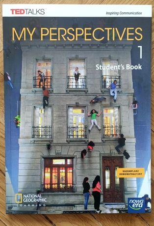 My Perspectives 1 Student's Book - nowy, nieużywany podręcznik