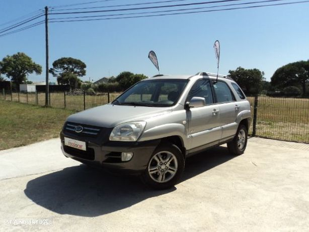 Kia Sportage 2.0 CRDI EX 4WD