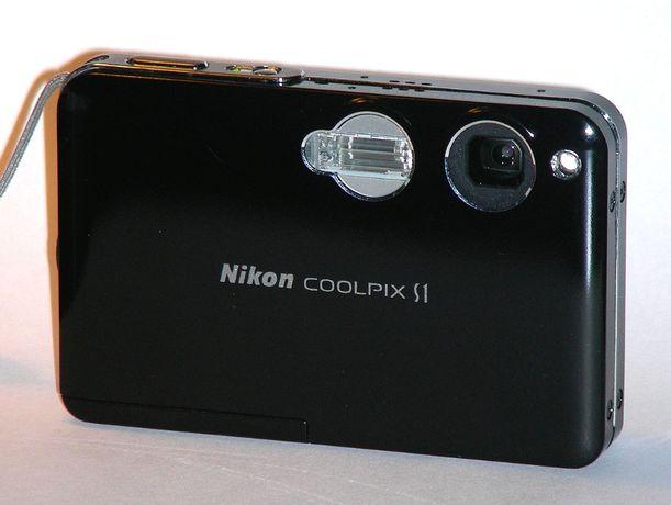 Nikon Coolpix S1 Black