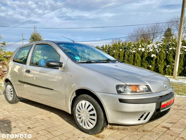Fiat Punto 1.2 // z Niemiec //