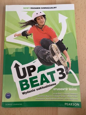 Up beat 3 podrecznik i cwiczenia