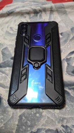 Утерян телефон Xiaomi Redmi Note 7 синего цвета