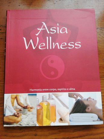 Livro Asia Wellness