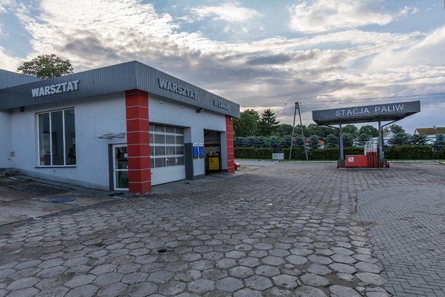warsztat do wynajęcia przy stacji kontroli pojazdów