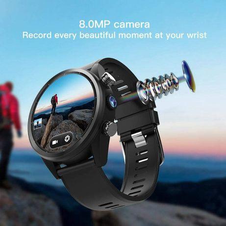 Smartphone smartwatch 4g, câmera full hd de 8 mpx, brutal