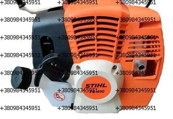 Бензо триммер STIHL FS-490 мотокоса бензокоса косилка косарка