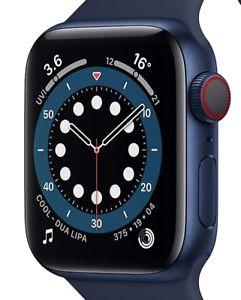 Apple Watch series 6 44Mm GPS+LTE Azul
