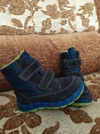 Зимние ботинки, superfit