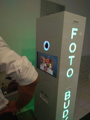 FOTOBUDKA Ciężki dym DJ Wodzirej Projektor Multimedialny na Wynajem