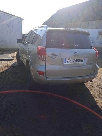 Samochód toyota Rav 4, skóra, navi, salon polski.