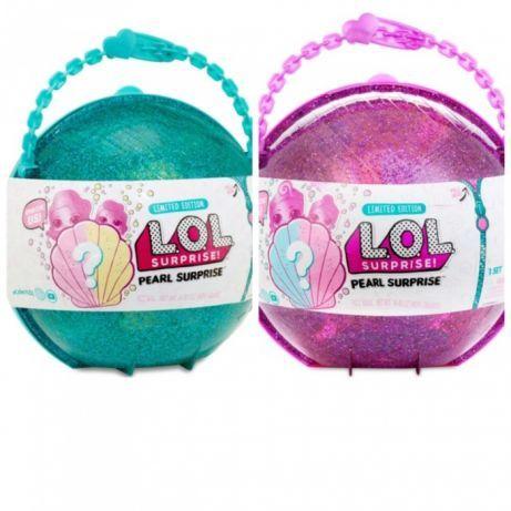 Большой шар Лол перл жемчужина L. O. L. Surprise Pearl LOL оригинал