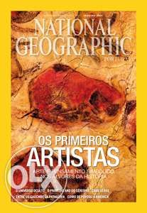 National Geographic Magazine + Revista Geográfica Universal