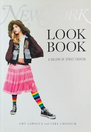 "Amy Laroca ""New York look book"""