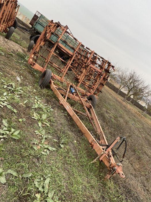 Пружинная борона ЗПГ 15 2012 г . Лозовские машины . Вознесенск - изображение 1