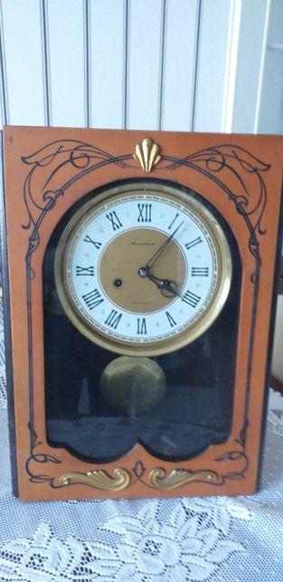 Zegar ciężki duży nakręcany