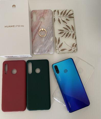 Huawei p30 lite, GWARANCJA, ideał!