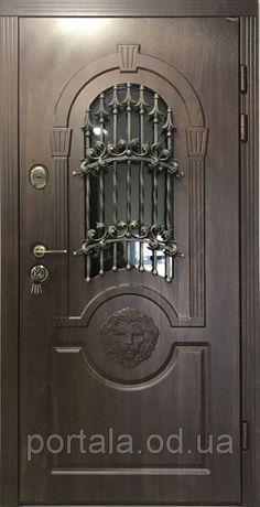 """Входная дверь """"Портала"""" серии Премиум ― модель M-2 Vinorit (3-D)"""