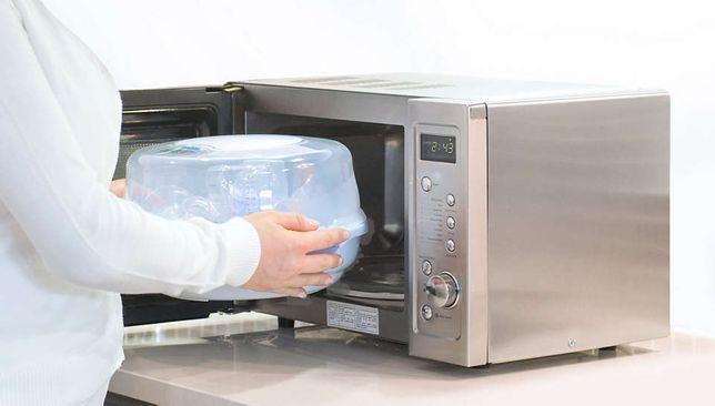 Стерилизатор детской посуды для микроволновой печи Philips Avent