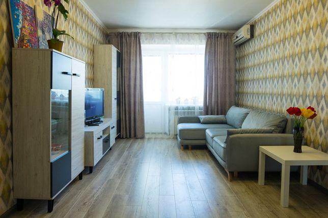 Однокомнатная квартира в центре Бердянска с видом на море с 01 августа