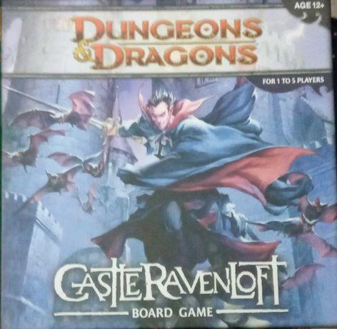 """Dungeons & Dragons"" - jogo de tabuleiro"