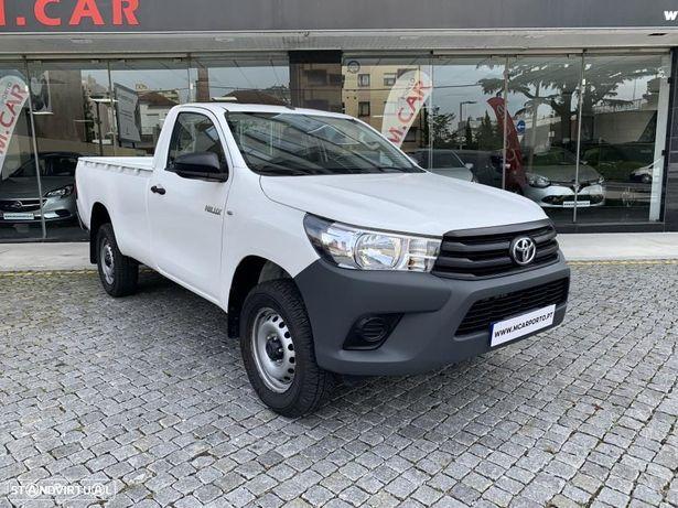 Toyota Hilux 4X4 2.4 D-4D CS Longa