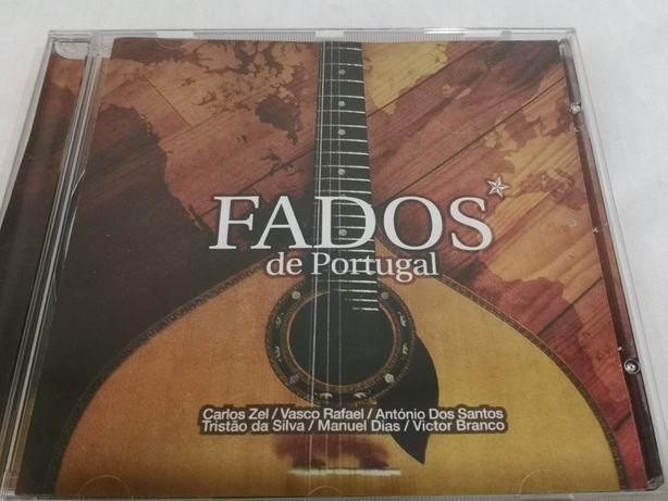 Fados de Portugal CD