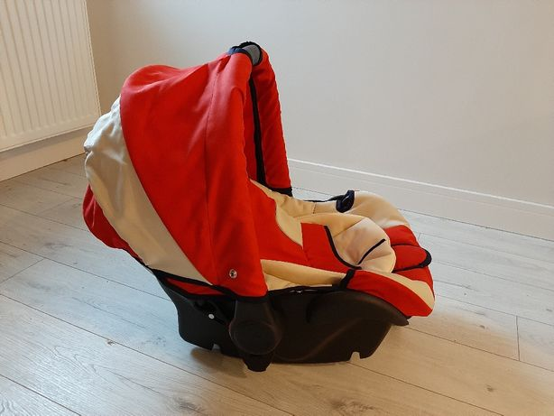 Fotelik samochodowy - 0-11 kg - model carlo