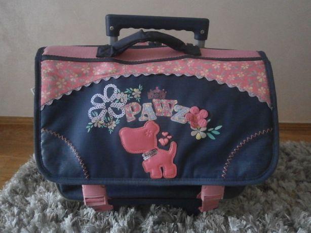Plecak dziewczynka usztywniany FRANCJA !