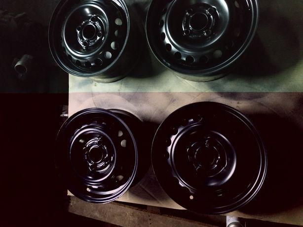 Диски металеві R13 (4*100) Ланос