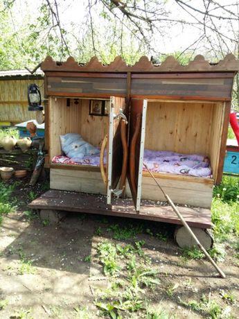 Апидомик, биоулей, биоулей с пчелами, пчелиный домик деревяный улей